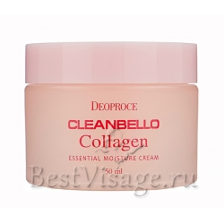 Deoproce Cleanbello Collagen Essential Moisture Cream