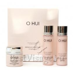 OHUI Miracle Moisture Miniature Kit 3