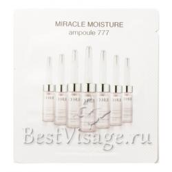 Пробник OHUI Miracle Moisture Ampoule 777
