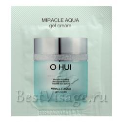 Пробник OHUI Miracle Aqua Gel Cream