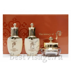 The History Of Whoo Cheongidon Radiant Rejuvenating 3 Set