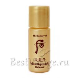 Миниатюра The History of Whoo Cheongidan Radiant Rejuvenating Balancer