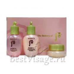 The History of Whoo Gongjinhyang Hydrating 3 Set