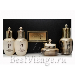 The History of Whoo Cheonyuldan Ultimate Regenerating 4 Set