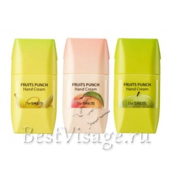 The Saem Fruits Punch Hand Cream 50ml