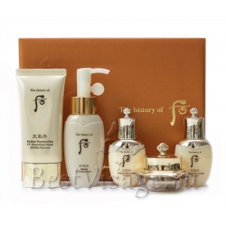 The History of Whoo Radiant Regenerating UV Protection Cream Special Set