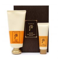The History of Whoo Gongjinhyang Facial Foam Cleanser Set